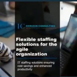 Horizon Consulting AB & HCS Technology Solutions LLP