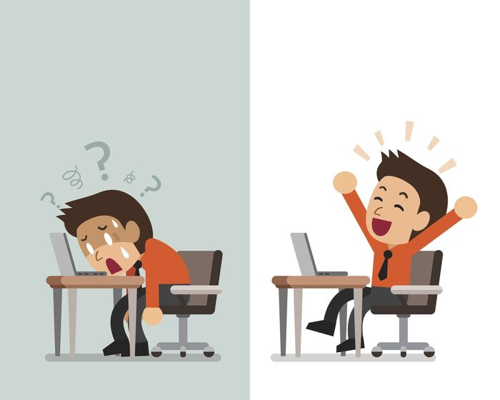 It's Okay to Be Happy at Workplace